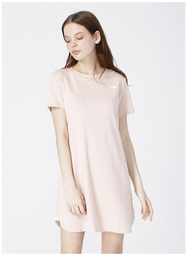 The North Face The North Face T-Shirt Pembe